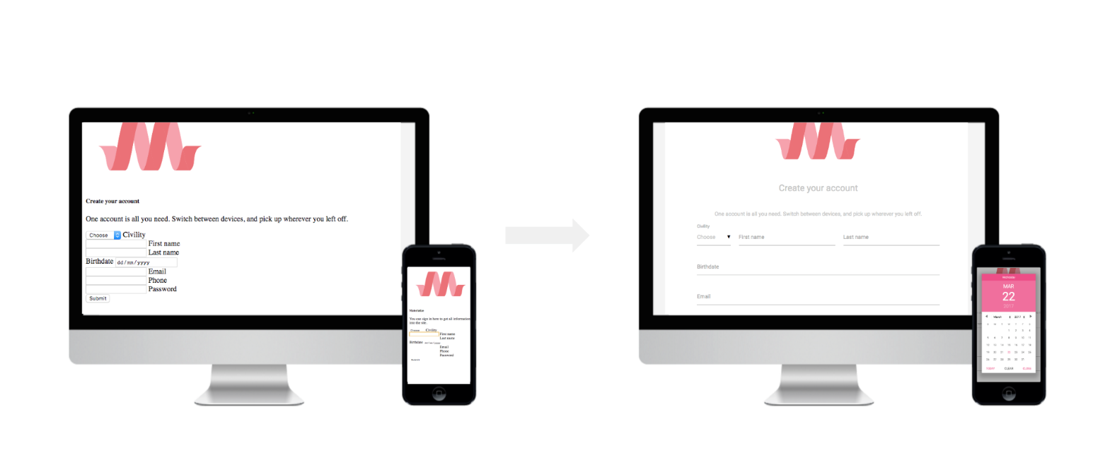 Transform your Symfony forms, make it nice, elegant and modern with Material Design in 5 minutes!