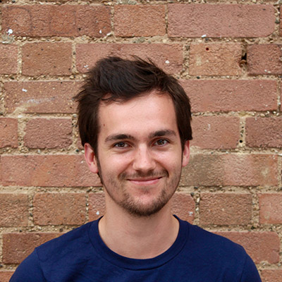 Nathan at React-Native London