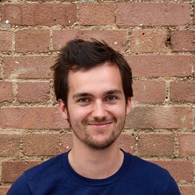 Nathan at React-Native London